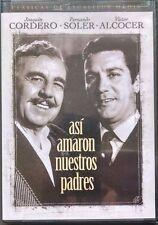Así Amaron Nuestros Padres (DVD, 2004)