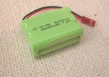 2 x 7.2V Ni-MH 800mAh AAA (2*3) 6-Cell Battery Pack for 7009 V-2 RC Boat Car