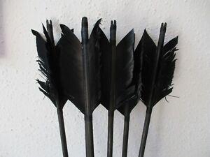 Mittelalter Pfeile im Stil der Orks, Orkpfeile