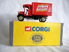 Camion de Livraison Dennis Delivery Van Knoor - Corgi (8,5 cm)