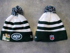 Nwt New Era New York Jets NFL Sport Knit Pom Beanie Hat Cap