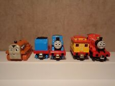 Thomas & Friends Magnetic TERENCE, JAMES, THOMAS, CABOOSE, TENDER Diecast (TH14)