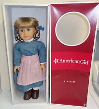 American Girl Kirsten Doll with Meet Outfit