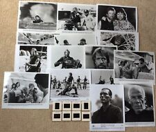 Delta Force II Movie Press Photos And Slides Lot 1990 Chuck Norris