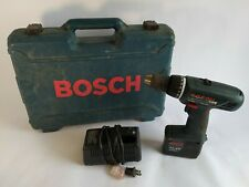 Bosch 14.4v Drill (3650) with Case, Charger & Battery & Charger - Works