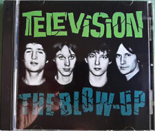 Television - Blow-Up (Live Recording, 1999) - 2xCD - Very Good Condition