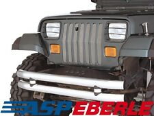 Gril lblende parrilla uso calandra frontal parrilla cromo jeep Wrangler YJ 87-95