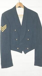 "BRITISH ARMY RAF SEARGEANT MESS DRESS ROYAL AIR FORCE 36-38"" CHEST"