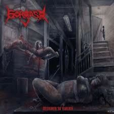 GORGASM - Destined To Violate LP Brodequin Devourment Guttural Secrete Disgorge
