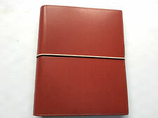 Filofax A5 Domino Red