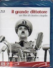 IL GRANDE DITTATORE - BLU-RAY  (NUOVO SIGILLATO) CHARLES CHAPLIN