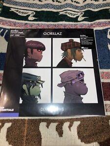 Demon Days by Gorillaz (Vinyl) VMP Red