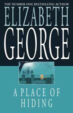A Place of Hiding,Elizabeth George- 9780340767092