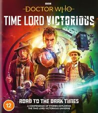 Doctor Who Time Lord Victorious Road to The Dark Times Region B Blu-ray