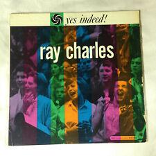 "Ray Charles - Yes Indeed! [vinyl - 12""] Atlantic 8025"