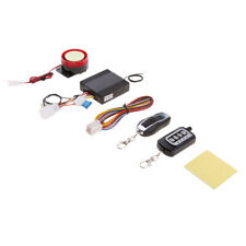 12V DC 2 Way Motorcycle Alarm Remote Engine Start Anti-theft Security System