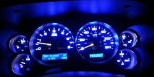 LED Speedometer Gauge Kit  Blue DIY 2008 09 10 11 12 13 Silverado Tahoe