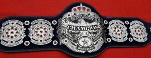 NEW AJPW Jr Heavyweight Championship Title Belt