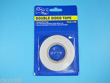 12mm x 18M Double Sided Tape - Art, Craft, Scrap Booking, Pictures, Home Decor