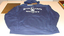 Toronto Maple Leafs Elite Authentic Center Ice NHL Hockey Players M Sweatshirt