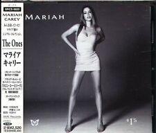 Mariah Carey - The Ones - Japan CD+9BONUS OBI 19Tracks