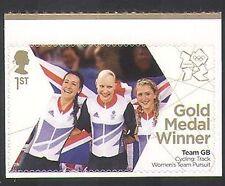GB 2012 Olimpiadas/Deporte/ganadores de medalla de oro/Women's pursuit/Ciclismo 1 V S/A n35461