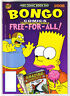 BONGO COMICS FREE-FOR-ALL, Bart Simpson, FCBD,2008, NM
