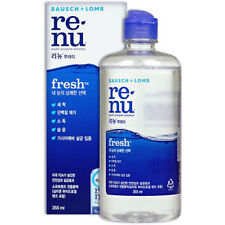 Bausch & Lomb Renu Fresh Multi-purpose Solution Contact Lens Clean Disinfect n_o