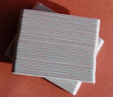 Silber Feilen 50 Stück gerade 100/180  Nagelfeilen