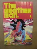 The Weatherman #1 Image Comics 2018 Series 1st Print 9.6 Near Mint+