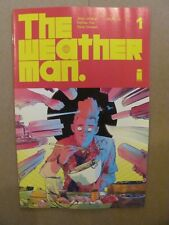 The Weather Man #1 Image Comics 2018 Series 9.6 Near Mint+