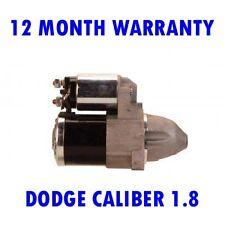 DODGE CALIBER 1.8 2.0 2.4 HATCHBACK 2006 2007 2008 - 2015 STARTER MOTOR