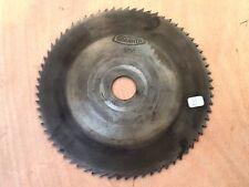 2) old tool / OUTIL lame Scie Circulaire Disque à couper  diamètre  21,5 cm