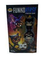 Funko,  Calendars POP! Funkoverse Expandalone Strategy Game DC Comics for 2