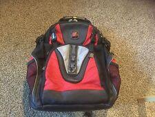 "Pre Owned Wenger Swiss Gear MAXXUM 15.4"" Notebook Backpack"
