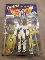 Trans Warrior Robot Air-Borne Phoenix Vintage - Neu Moc Nrfb Wing Sang Toys 1995