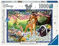 Puzzle Disney BAMBI Thumper Flower Jigsaw Puzzle Animals 1000 Piece