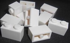 LEGO 1x2 Bricks White---Lot of 10 300401