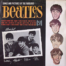 beatles   SONGS AND PICTURES