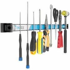 24 Inch Wall Mounted Magnetic Tool Holder Rack Mount Tidy Workshop Garage Shed