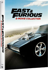 Fast & Furious: 8-Movie Collection [New DVD] Boxed Set