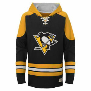 Pittsburgh PENGUINS Outerstuff Legendary YOUTH Hoodie