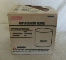 Vintage Coleman Replacement Globe 690A048 Clear Glass Model 220/228/280 New
