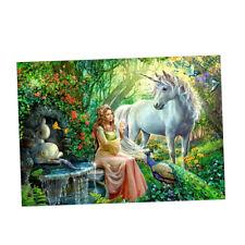 Fairy Horse 5D Diamond Painting Kits for Kids Birthday Gift 40 x 30cm