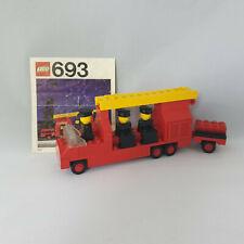 Lego Legoland - 693 Fire Engine with Firemen