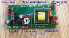 High Voltage DC-DC Boost Converter 3V-5V Step up to 200V-620V Power PSU Module