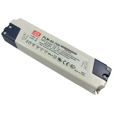 MEANWELL PLM-40-700 40W LED-Schaltnetzteil 29V-57V 700mA Konstantstrom 856538