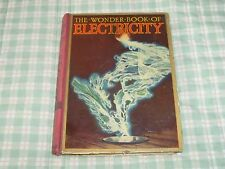 the wonder book of electricity edit harry golding