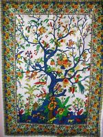 Tree Of life Psychedelic Bohemian Decorative Wall Hanging Posters/Tapestries Art