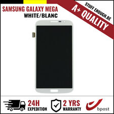 A+ LCD TOUCH SCREEN DISPLAY/SCHERM/ÉCRAN WHITE FOR SAMSUNG GALAXY MEGA 6.3